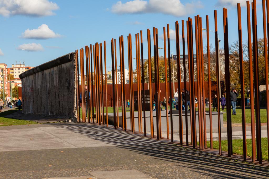 Besucherrekord in der Mauer-Gedenkstätte