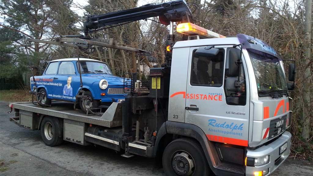 Anschlag auf Politikerauto in Marzahn-Hellersdorf