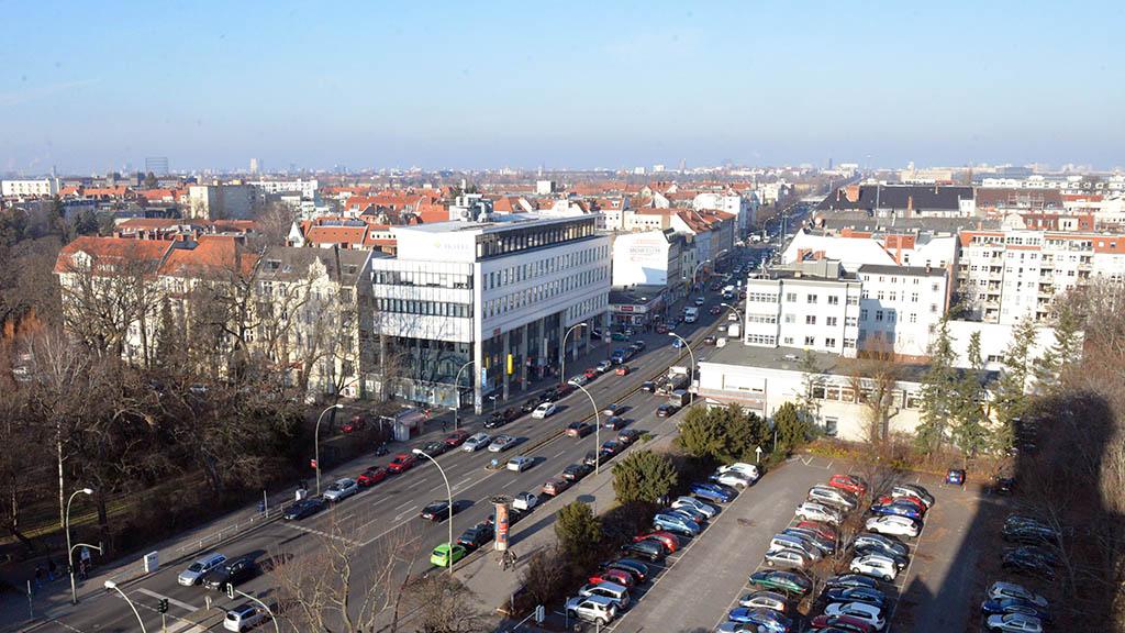 Tempelhof bekommt eine neue Mitte
