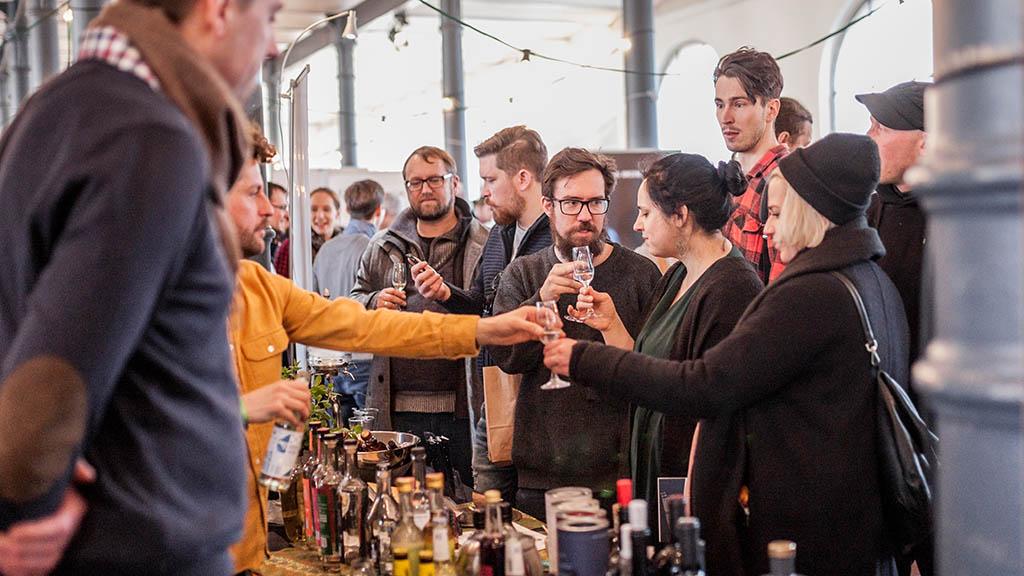 Festival für handgemachte Spirituosen