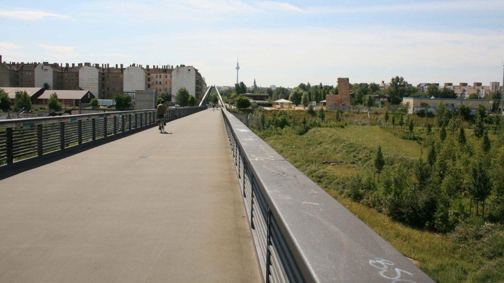 Millionen für Berliner Mauerweg