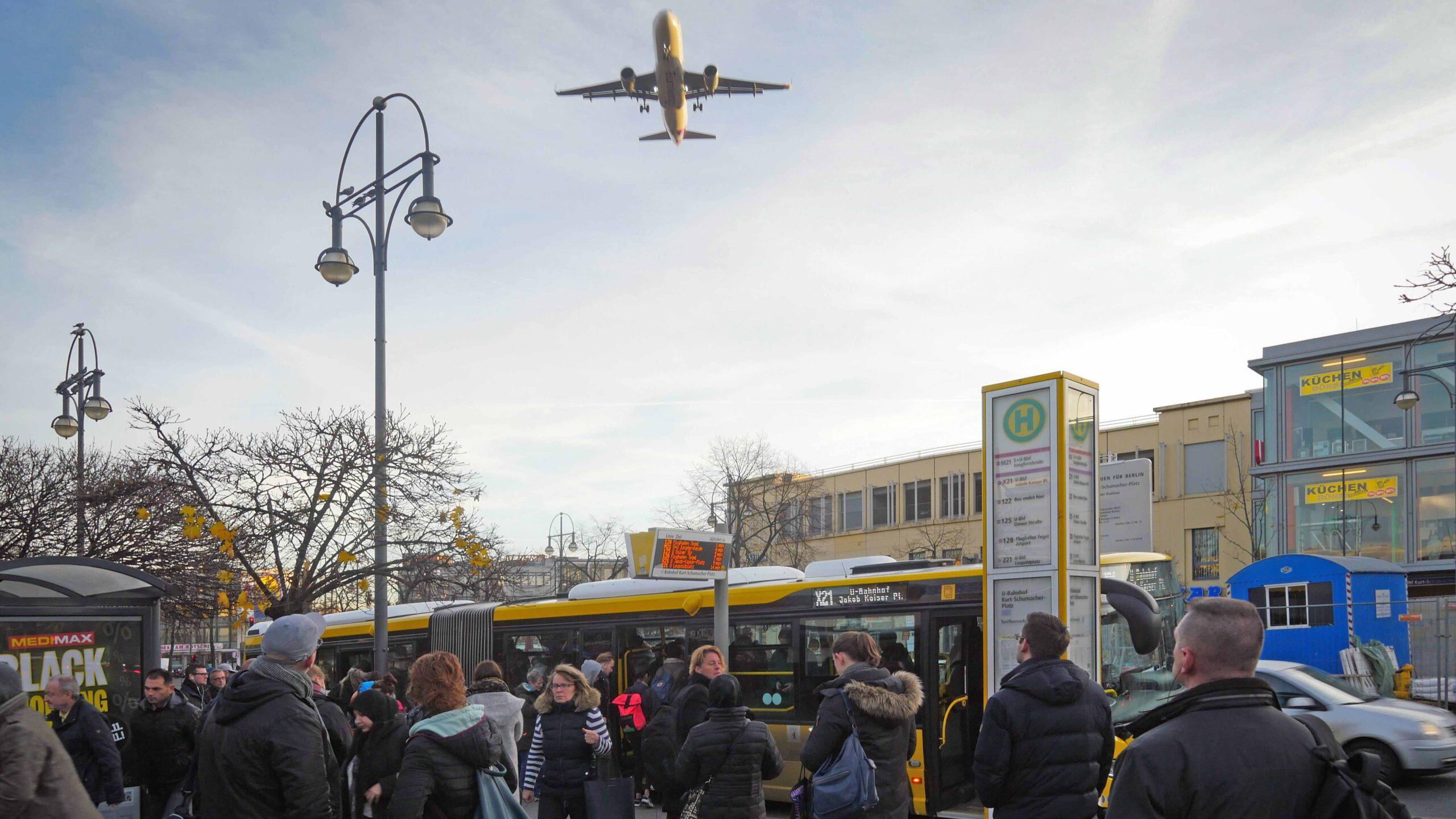 """Reinickendorf: Der """"Kutschi"""" wird ein richtiger Platz"""