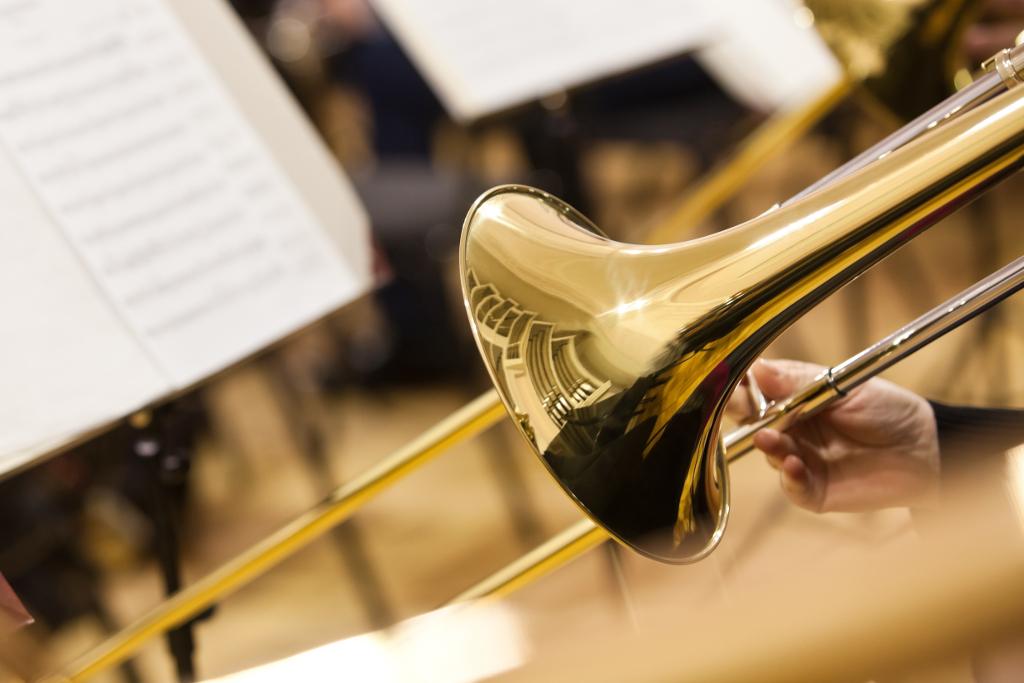 Für Musikhungrige: Mittagessen mit klassischer Musik