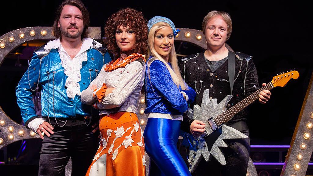 Die ABBA Story im Britzer Garten