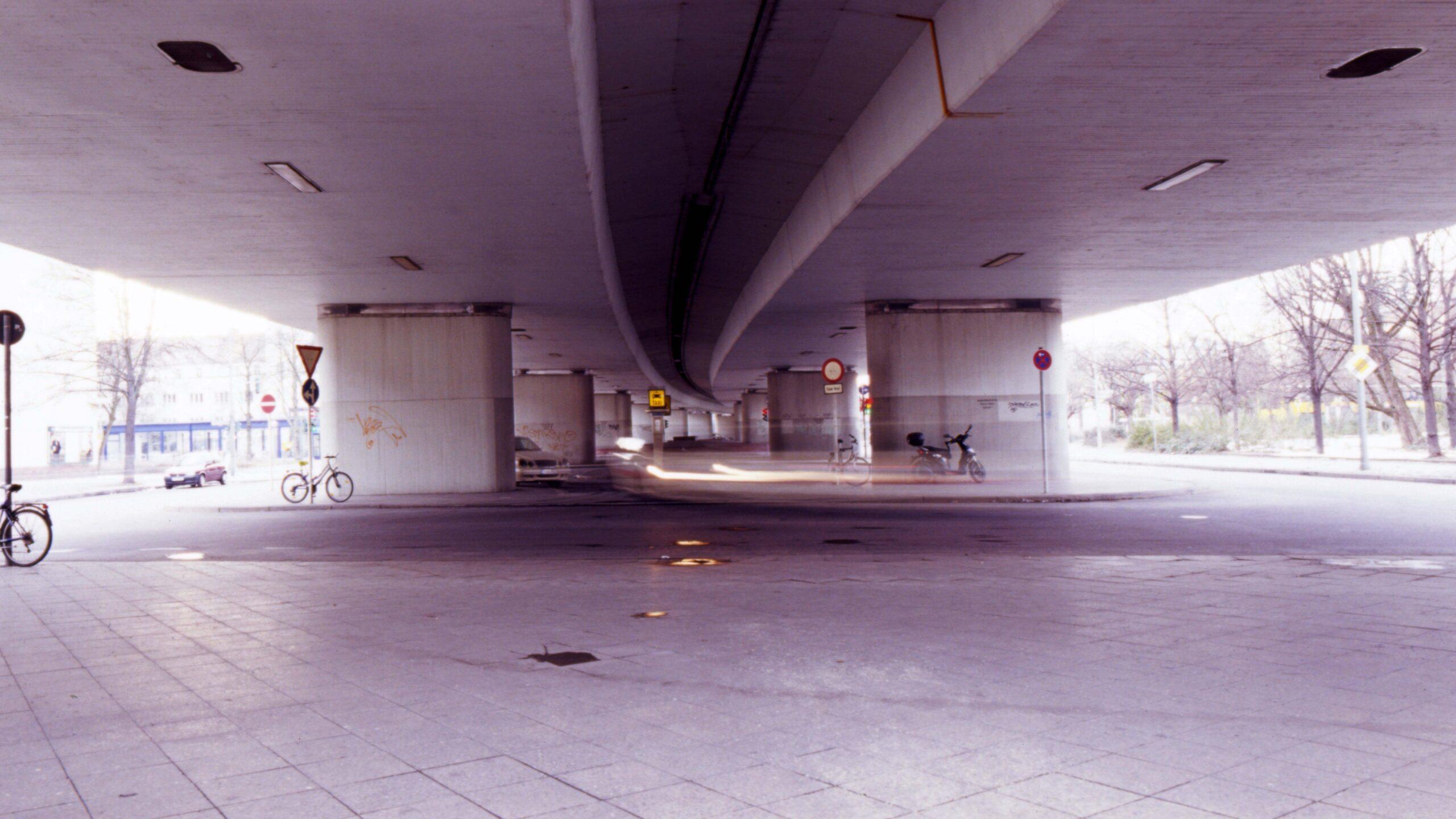 Abriss der Brücke am Breitenbachplatz rückt näher