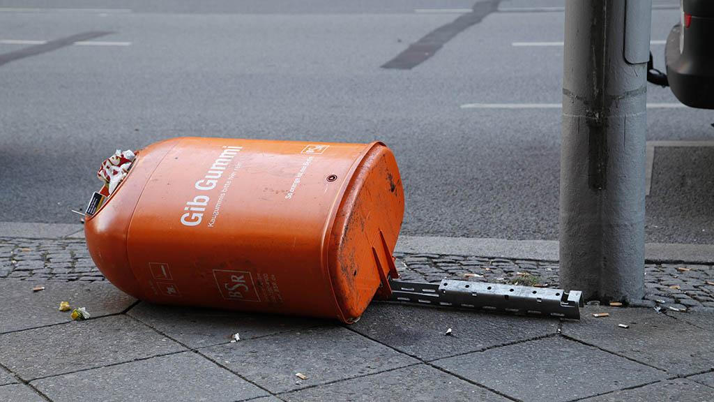Neukölln: Knockout für die Müllsheriffs