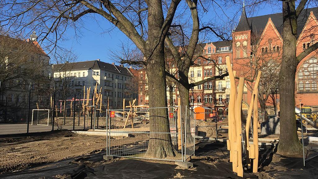 Rudolfplatz wird neu gestaltet