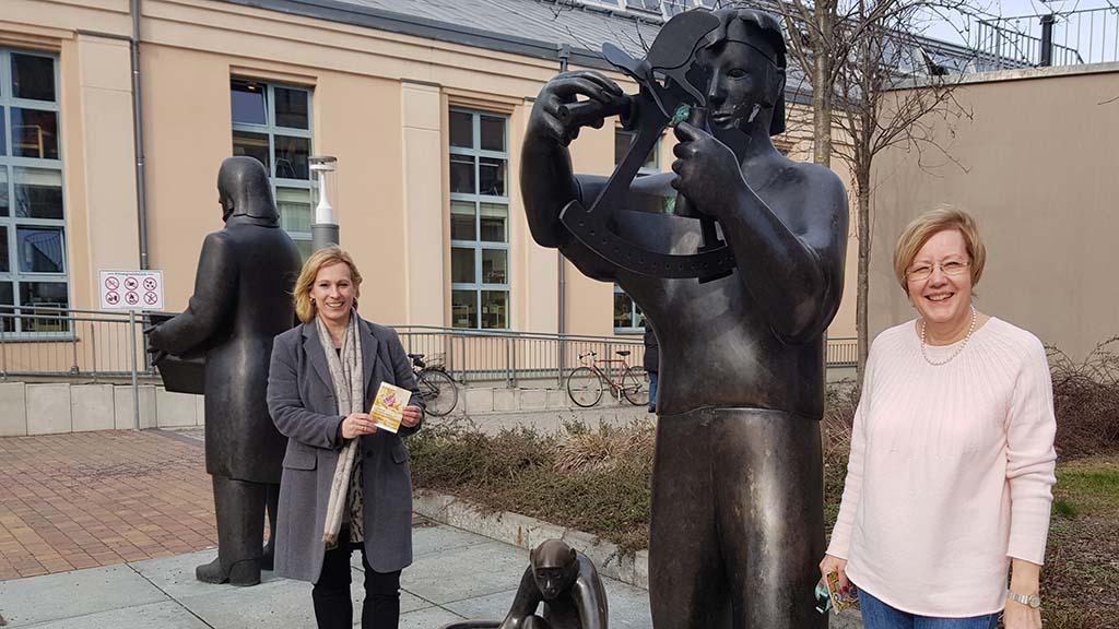 Reinickendorf feiert ein Genie aus Tegel