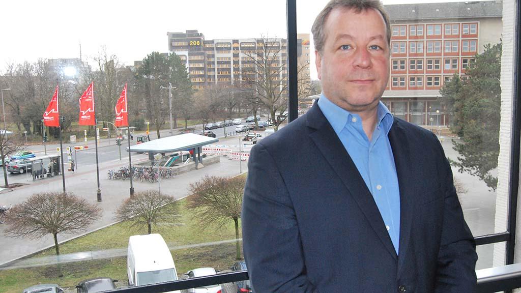 Warum Bezirksbürgermeister Frank Balzer noch viel mit Reinickendorf vorhat