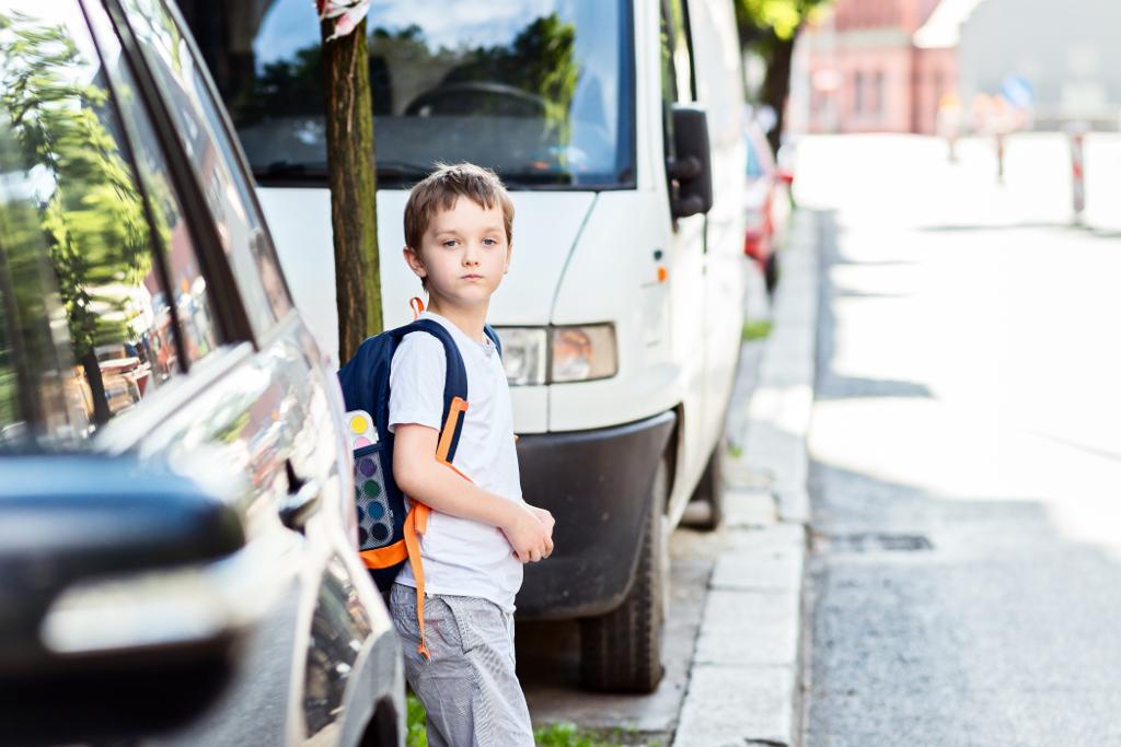 Mittes Schulwege sollen sicherer werden