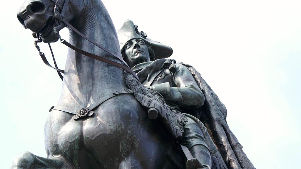 Vortrag in Neukölln: Friedrich der Große im Spiegel der Kunst