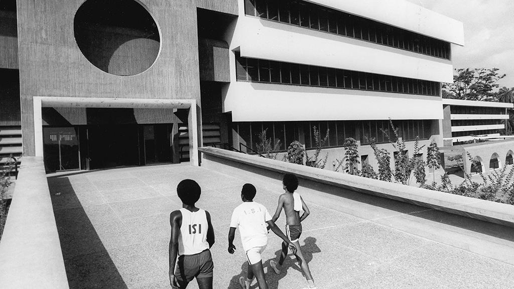 Bauhaus-Ausstellung im Haus der Kulturen der Welt