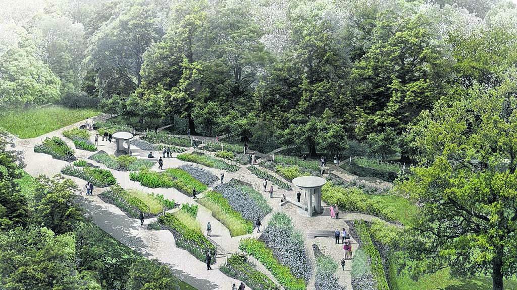 Ein Jüdischer Garten für Marzahn