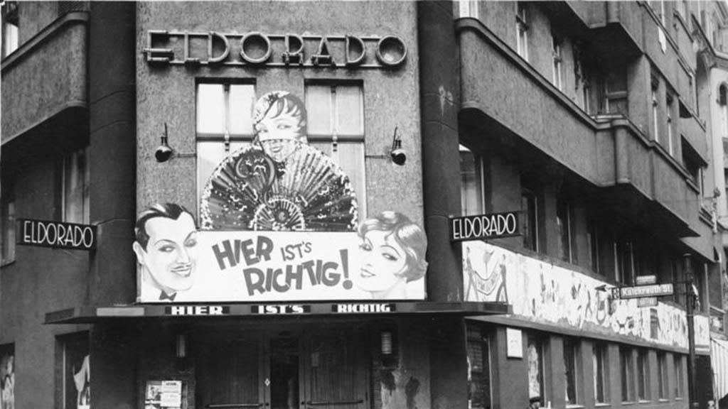 Homosexuelles Leben im Schöneberg der Zwanzigerjahre