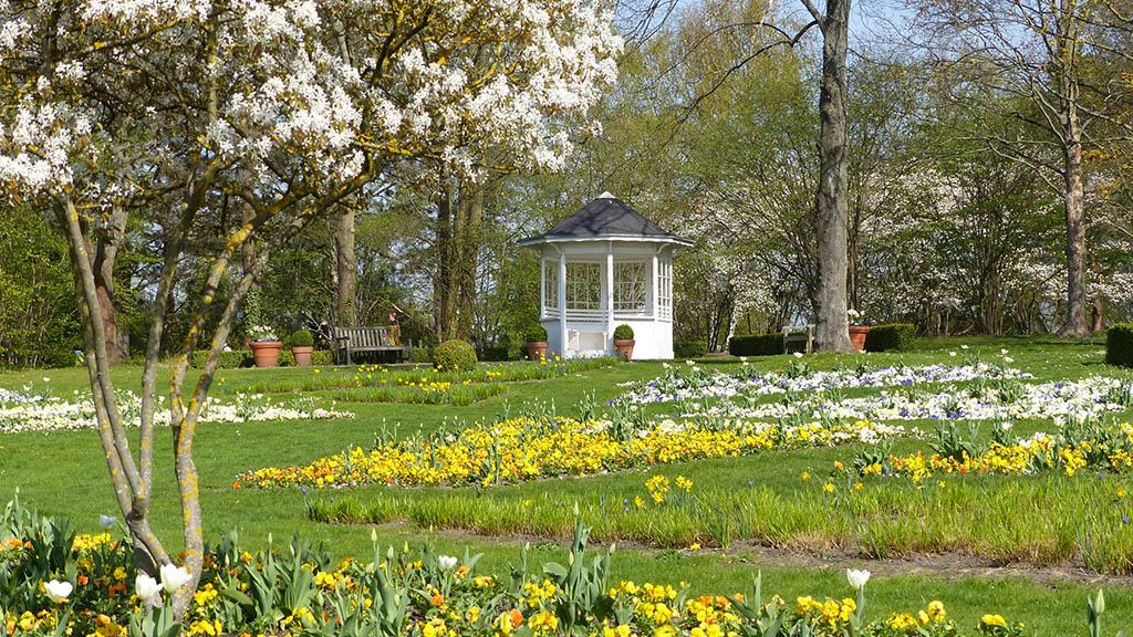 Der Britzer Garten blüht auf