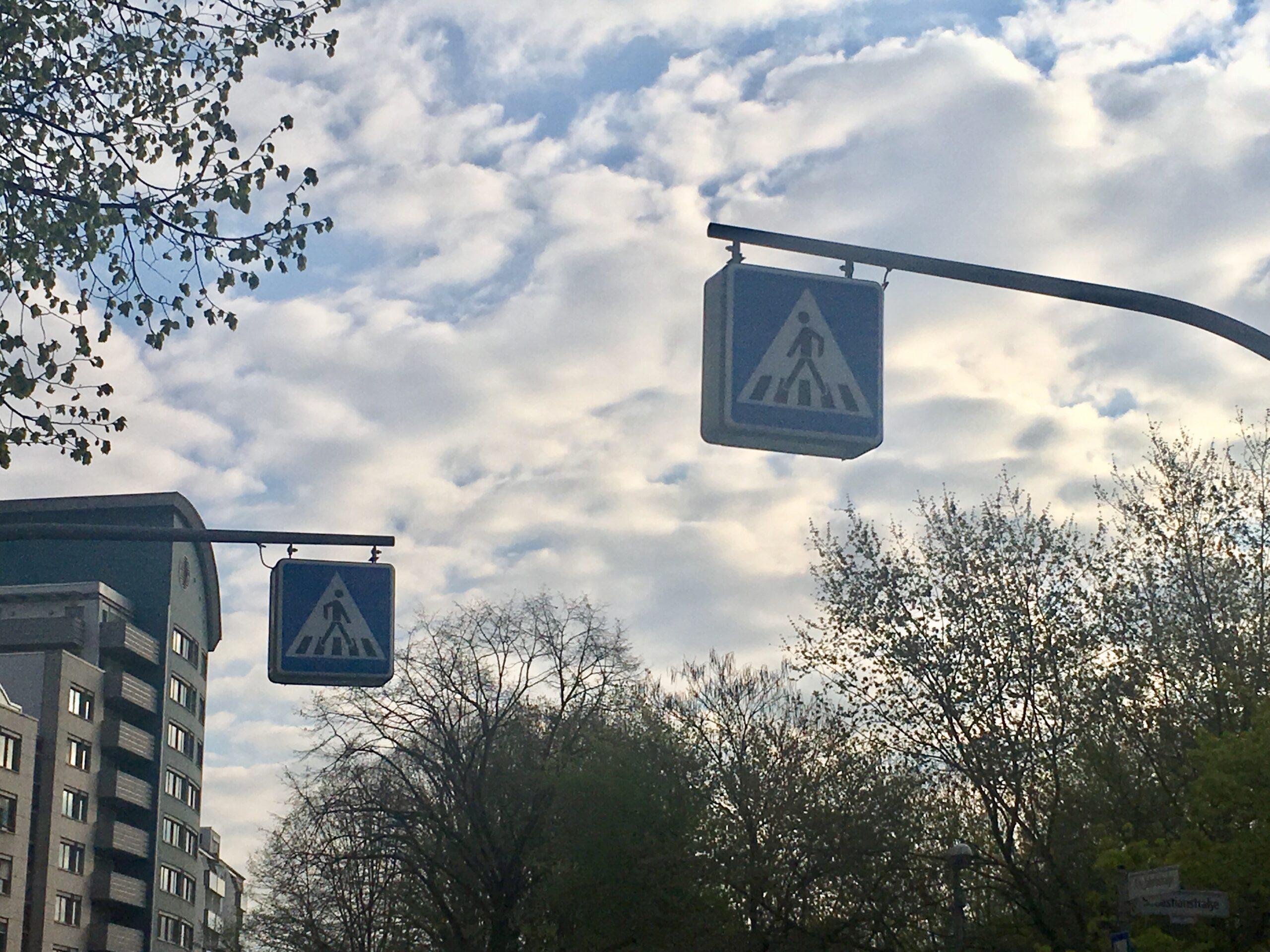Zu Fuß in Friedrichshain: Wo lauern die Gefahren?