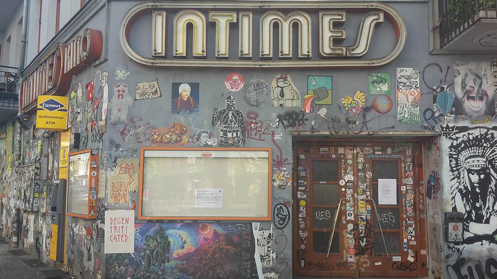 Berlin-Friedrichshain: Kultkino Intimes hat dichtgemacht