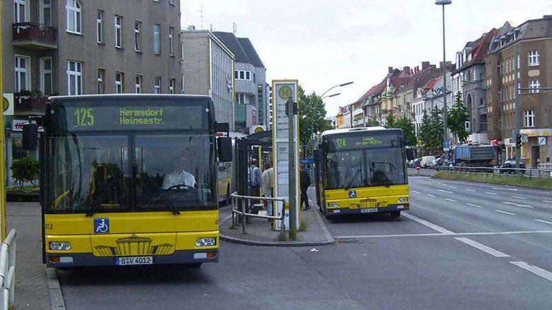 Jeder zehnte Bus in Reinickendorf kommt zu spät