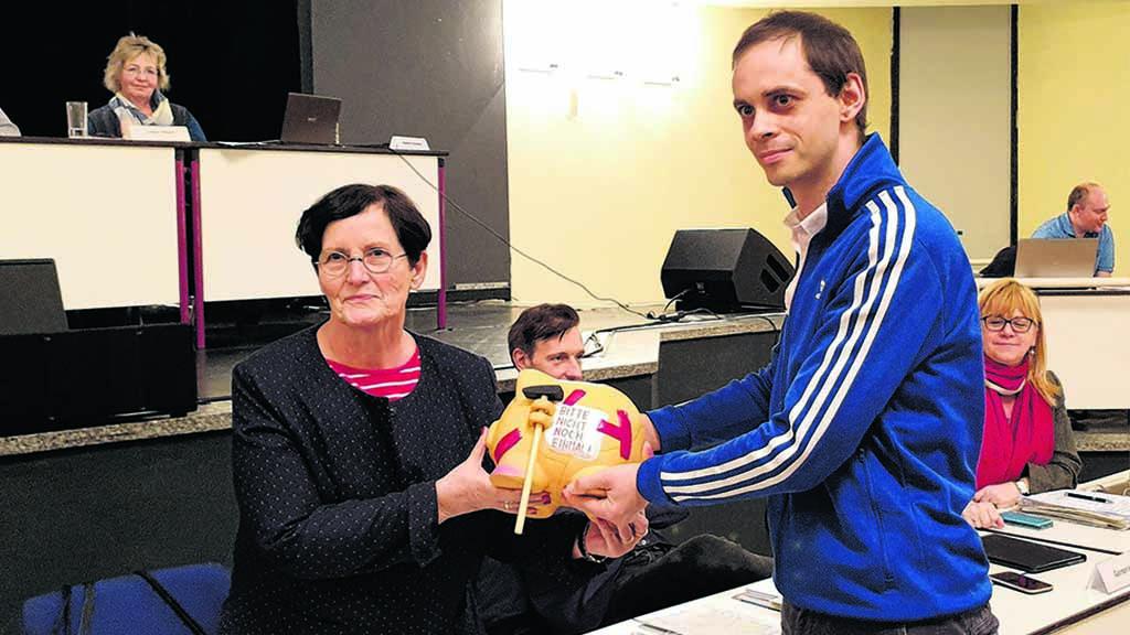 Endlich Plus im Marzahn-Hellersdorfer Bezirkshaushalt