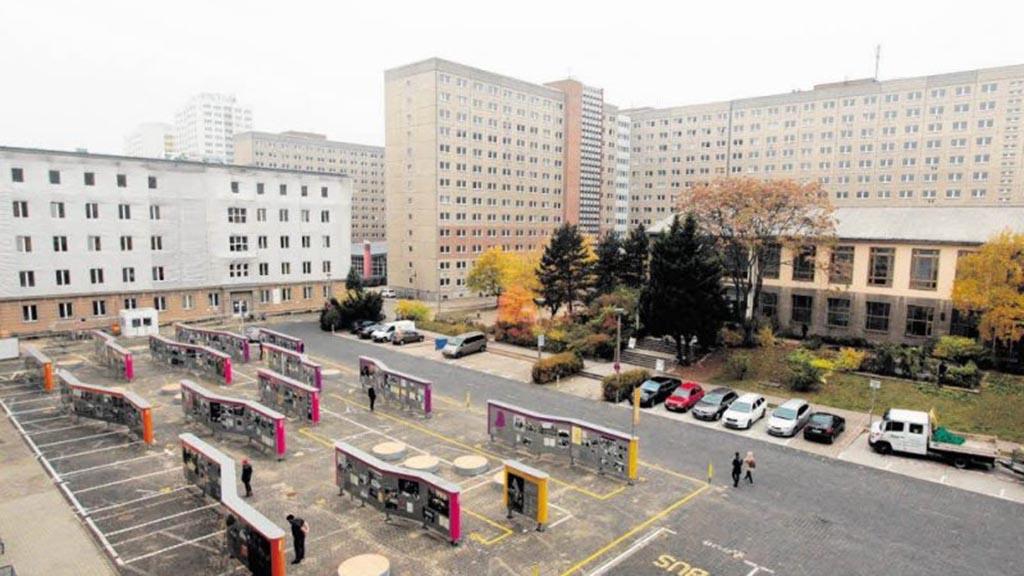Vergangenheit, Gegenwart und Zukunft der Stasi-Zentrale