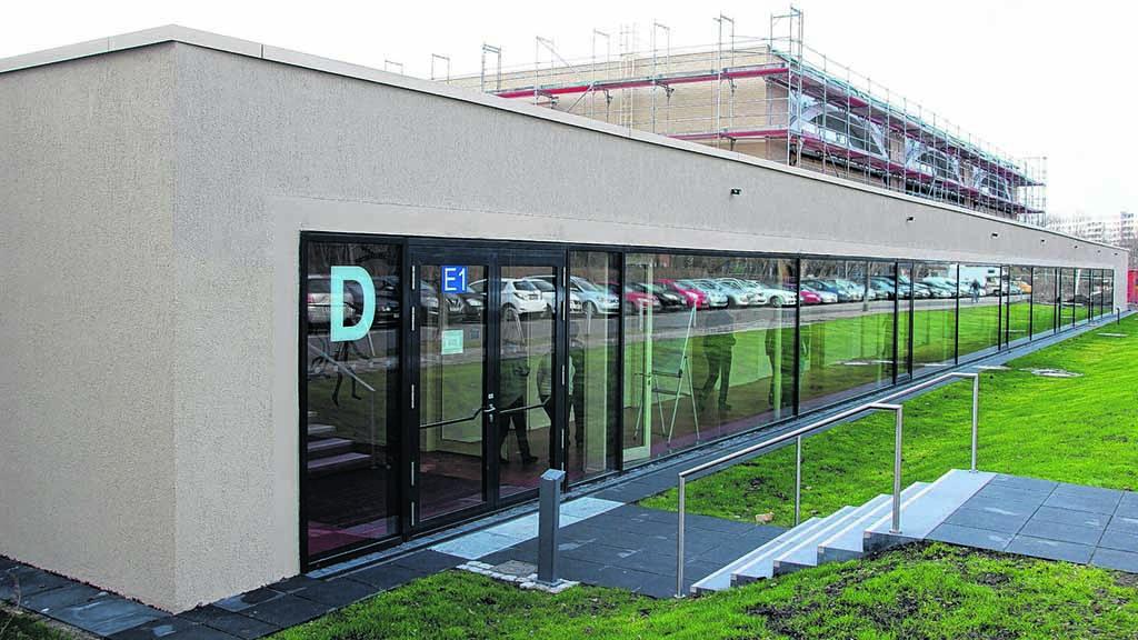 Großes Budget für Baumaßnahmen in Lichtenberg