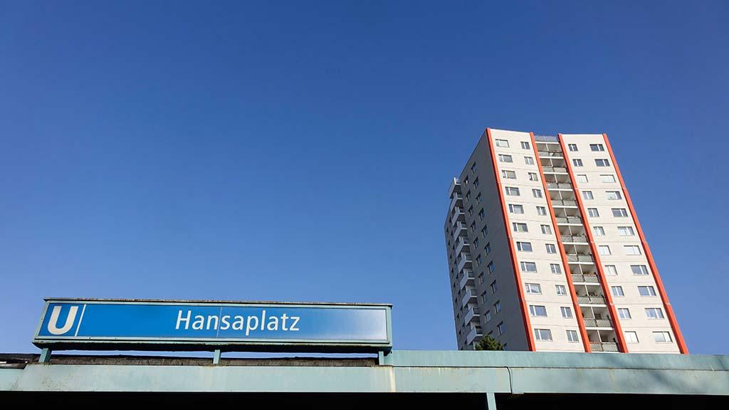 Kunst am Hansaplatz