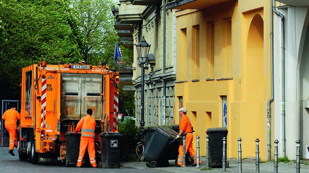 Ostern in Berlin: Termine für Müllabfuhr verschieben sich