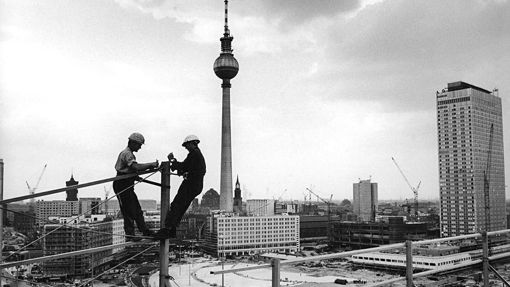 Ost-Berlin: Die halbe Hauptstadt