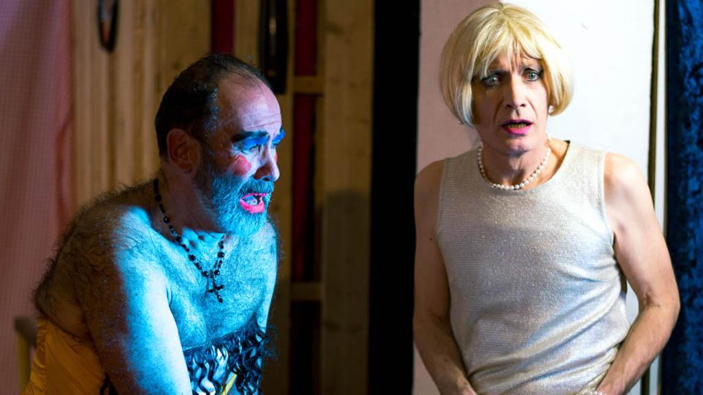 Theater in Neukölln: Partner im Leben und in der Kunst