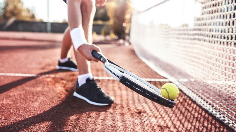 Tennis-Schnupperkurs beim Lok Schöneweide