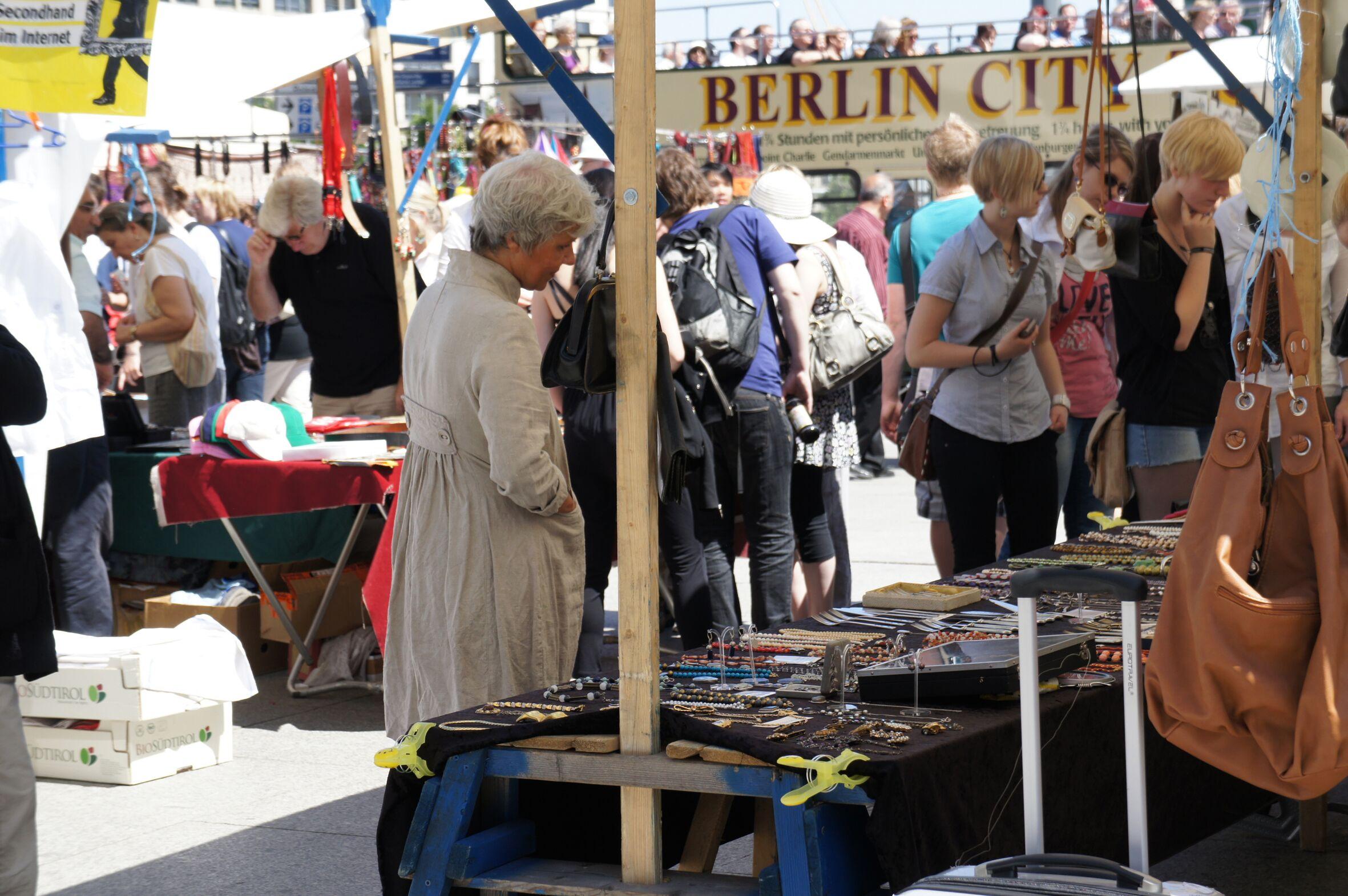 Antikes am Potsdamer Platz