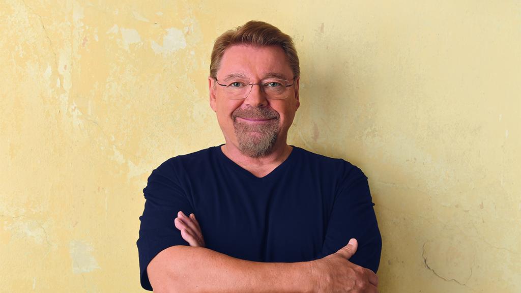 Jürgen von der Lippe liest in den Wühlmäusen