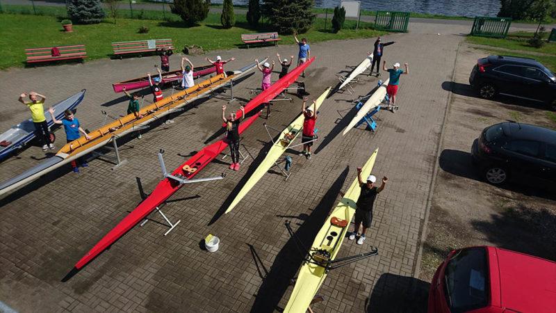 Neukölln: Ruder-Camp in den Sommerferien