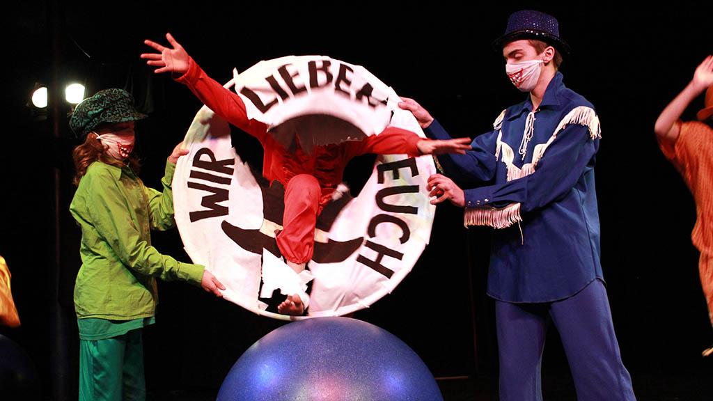 Circus Schatzinsel in Berlin-Kreuzberg