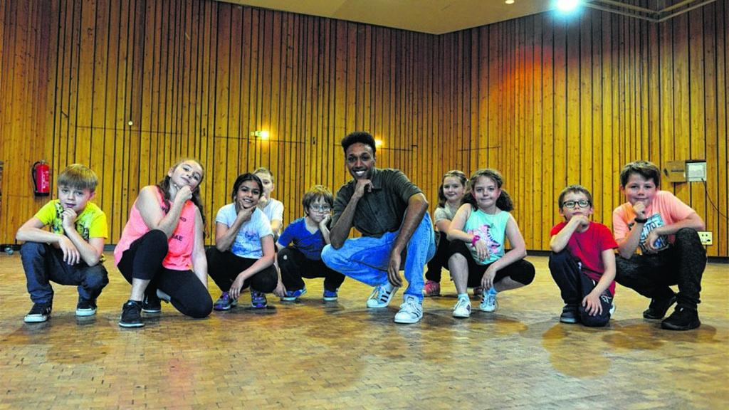 Tanz und Musik macht Schule