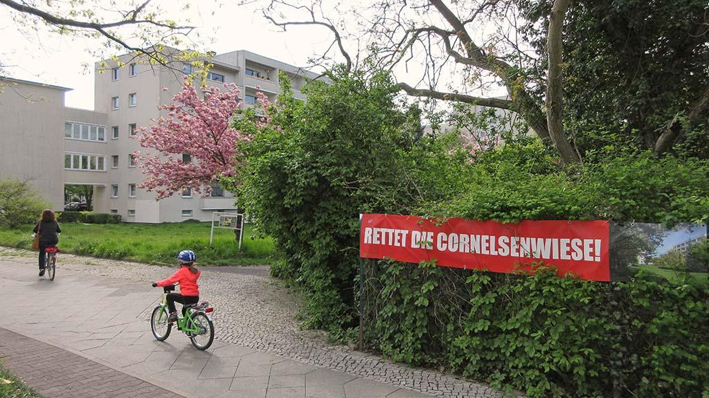 Cornelsenwiese bleibt unbebaut