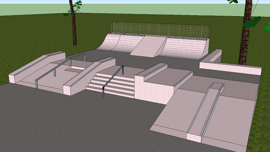 Skateranlage im Bürgerpark wird erneuert