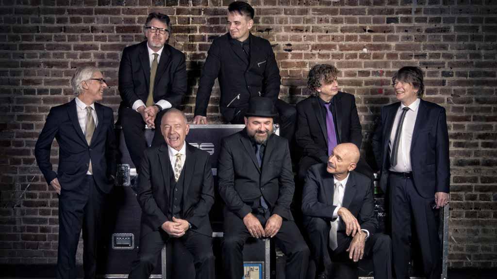 Prog-Rock-Pioniere King Crimson feiern Jubiläum in Spandau