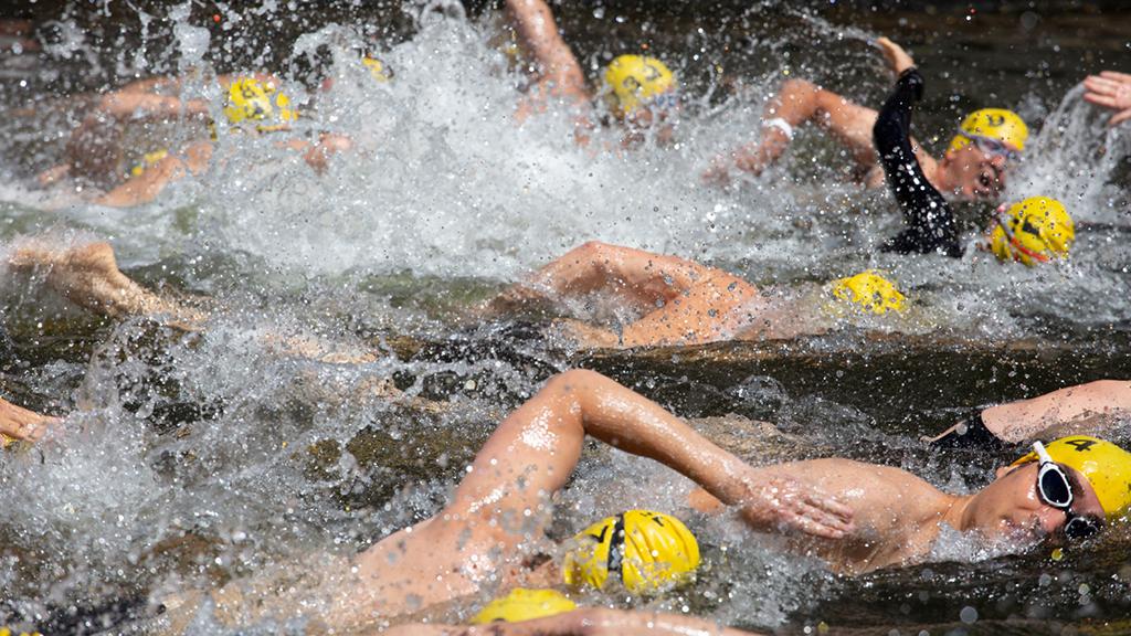 Flussbad-Pokal fällt ins Wasser