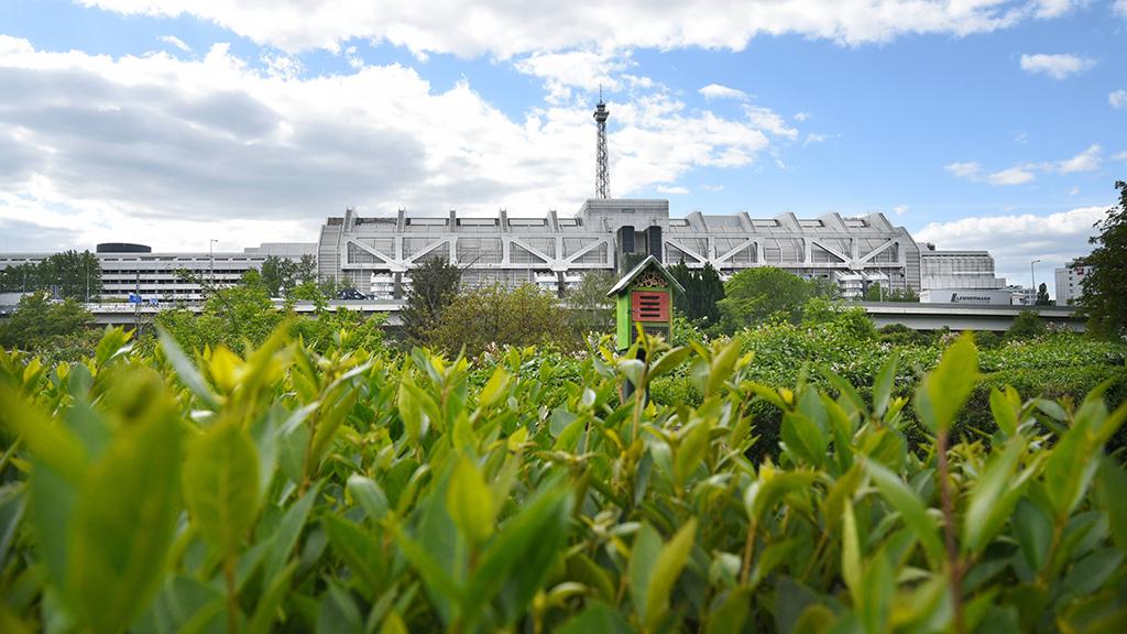 Grünes Licht für Westkreuzpark
