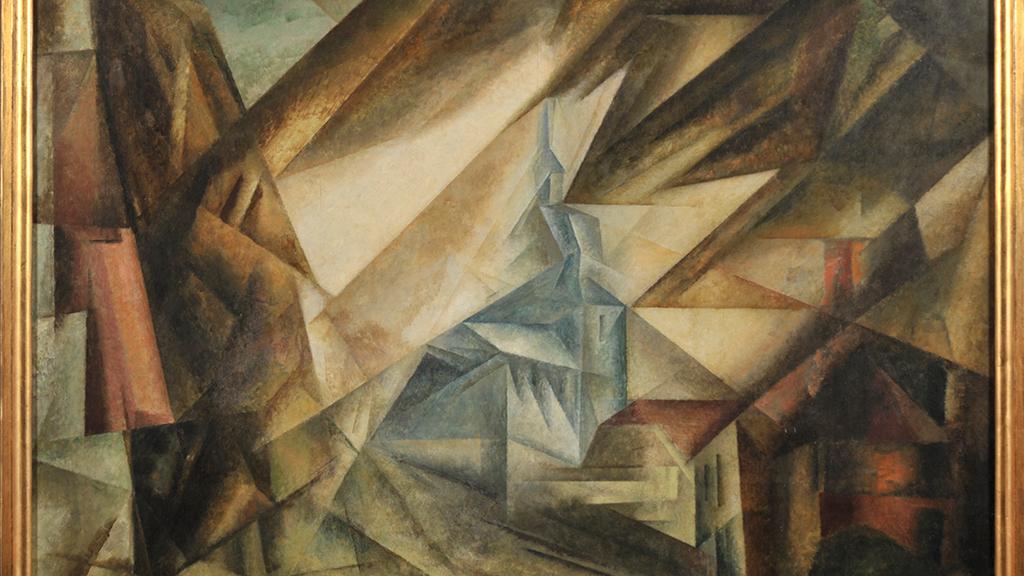 Klee und die Abstraktion im Museum Berggruen