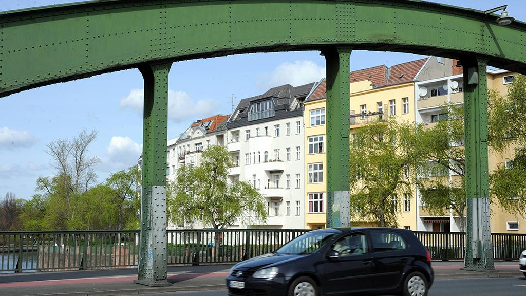 Schloßbrücke wird saniert