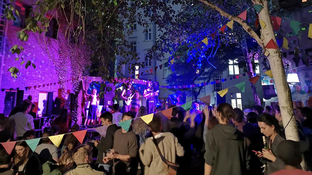 Panke Parcours: Musikfestival an der Panke