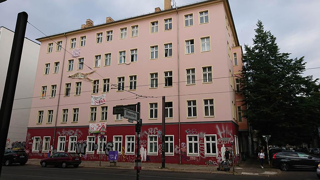 Berlin-Friedrichshain: Verkauf der Holteistraße 19 verhindert