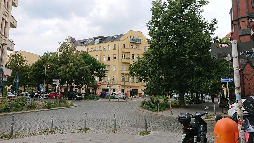 Friedrichshain-Kreuzberg: Weniger Durchgangsverkehr