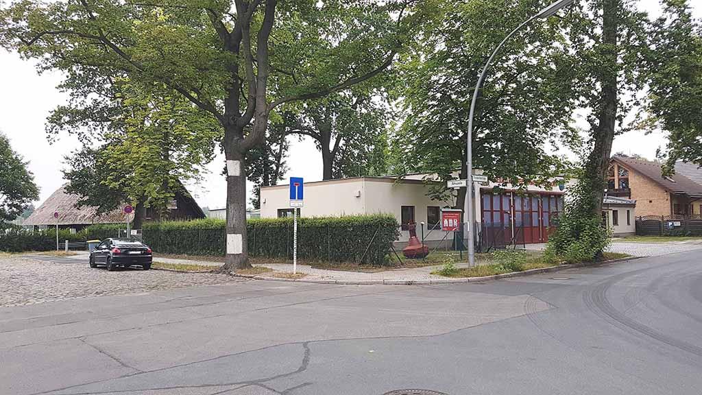 Tegelort: Neubau der Feuerwache rückt näher