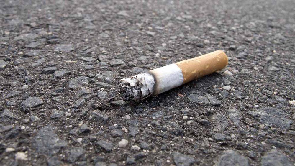 Pfand auf Zigarettenkippen in Berlin