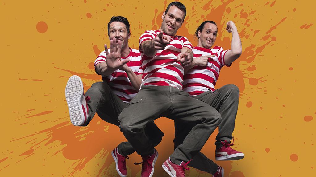 Schweizer Comedy-Trio kommt in die Wühlmäuse