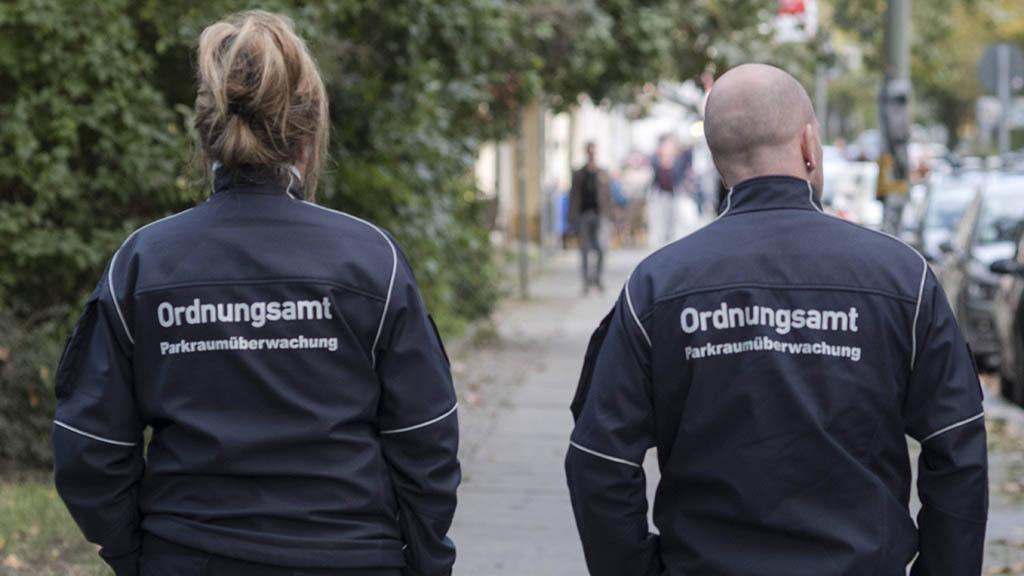 Berliner Ordnungsämter jetzt bis 24 Uhr im Einsatz