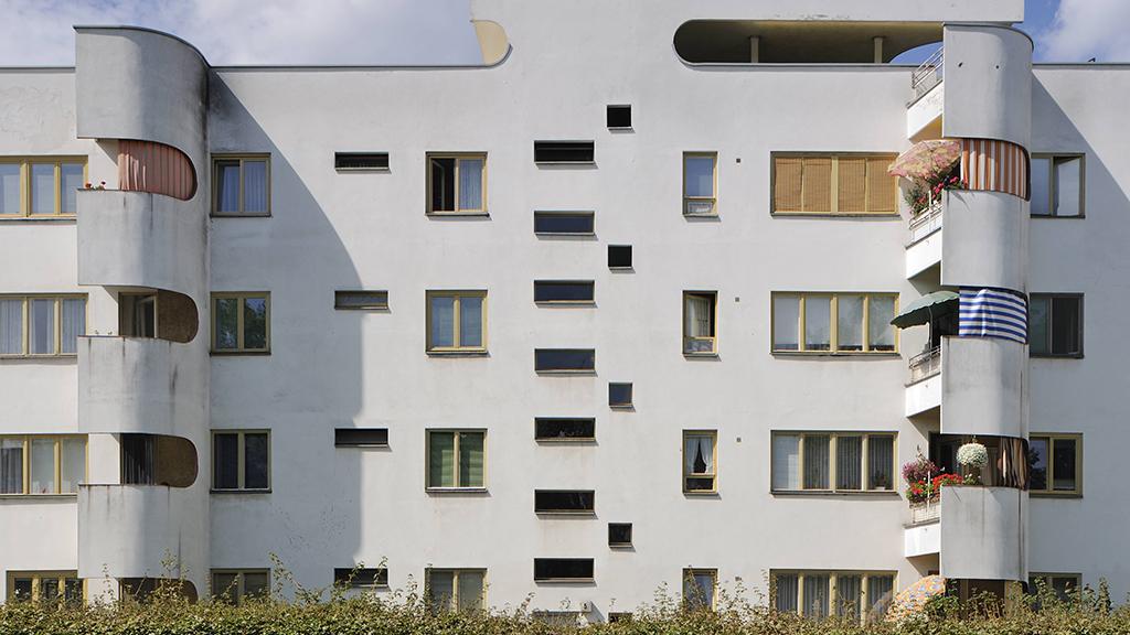"""""""Neues Bauen"""" im Bezirk"""